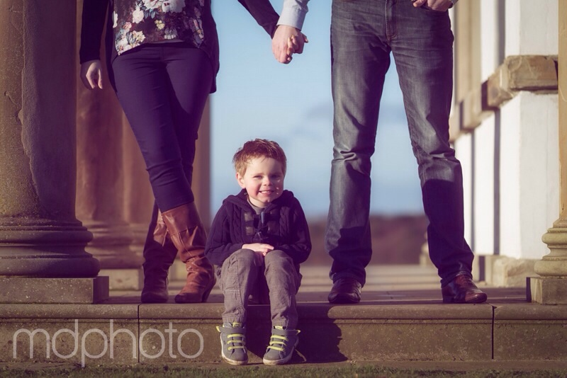 Hardwick Park Family Photo