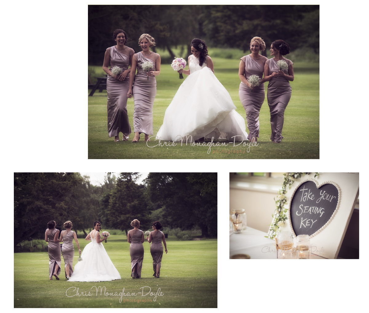 Hardwick Hall Wedding Chris Monaghan-Doyle Photography 10