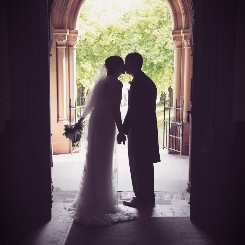 wedding couple Yarm photography